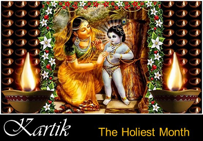 Holy month of Kartik