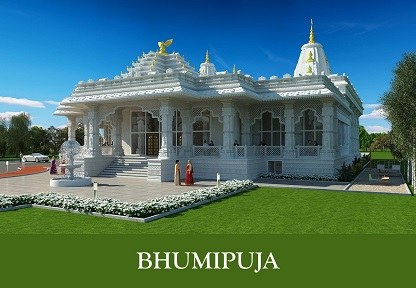 BHUMIPUJA - Groundbreaking ceremony